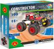 Constructor Constructor Camion monstre Crusher (Monster Truck), 199 pièces en métal 5906018021790