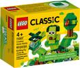LEGO LEGO 11007 Classique Briques créatives vertes 673419317108