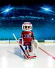 Playmobil Playmobil 5078 LNH Gardien de but de hockey Canadiens de Montréal (NHL) (oct 2015) 4008789050786