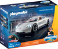 Playmobil Playmobil 70078 Playmobil le film Rex Dasher et Porsche Mission E 4008789700780