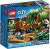 LEGO LEGO 60157 City Ensemble de départ de la jungle 673419264853