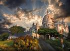 Clementoni Casse-tête 1000 Montmartre 8005125393831