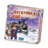 Days of Wonder Aventuriers du rail (fr) Scandinavie 824968717882