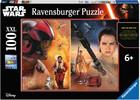 Ravensburger Casse-tête 100 XXL Star Wars Episode 7, Poe Dameron, Rey, BB-8 4005556105878