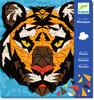 Djeco Mosaiques à numéros Khan (fr/en) 3070900088870