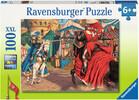 Ravensburger Casse-tête 100 XXL Une joute palpitante 4005556105977