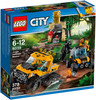 LEGO LEGO 60159 City La mission dans la jungle 673419264945