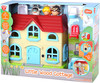 Playgo Toys Happy Collection Maison de campagne 191162098322