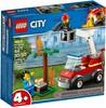 LEGO LEGO 60212 City L'extinction du barbecue 673419303002