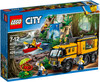 LEGO LEGO 60160 City Le laboratoire mobile de la jungle 673419264969