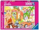 Ravensburger Casse-tête 1000 BARBIE Barbie Vintage Puzzles 4005556150212