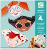 Djeco Origami / Frimousses 3070900087576