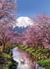 Clementoni Casse-tête 1000 Mont Fuji, Japon 8005125394180