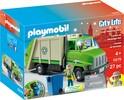 Playmobil Playmobil 5679 Camion de recyclage vert (ancien 5938) (juin 2016) 4008789056795