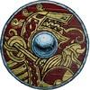 Liontouch Costume viking Harald bouclier en mousse EVA Liontouch 50002 5707307500022