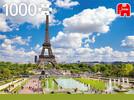 Jumbo Casse-tête 1000 La Tour Eiffel en été, Paris, France 8710126188477