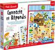 Clementoni Petit savant Connecte et réponds (fr) 8005125627073