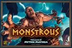 Good Games Publishing Monstrous (en) 9780994487605