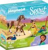Playmobil Playmobil 70122 Spirit Apo avec cheval et poulain 4008789701220