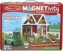 Melissa & Doug Magnetivity à la ferme (jeu magnétique) Melissa & Doug 30656 000772306560