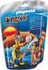 Playmobil Playmobil 5462 Dragon de pierre avec guerrier en sac (fév 2014) 4008789054623