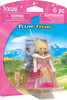 Playmobil Playmobil 70029 Playmo-Friends Princesse avec chien 4008789700292
