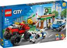 LEGO LEGO 60245 Le cambriolage de la banque 673419318730