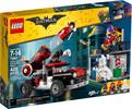 LEGO LEGO 70921 Super-héros L'attaque boulet de canon d'Harley Quinn, LEGO Batman le film 673419279925