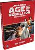 Fantasy Flight Games Star Wars Age of Rebellion (en) Core Rulebook 9781616617806