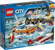 LEGO LEGO 60167 City Le QG des gardes-côtes 673419265096