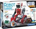 Clementoni Science Robot évolution programmable Bluetooth avec application pour téléphone et tablette (fr) 8005125522613