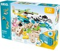 BRIO BRIO Construction Coffret Builder et moteur BRIO 34591 7312350345919