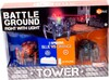 HEXBUG HEXBUG Battle Ground Jeu de bataille et tour au sol 807648051230