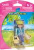 Playmobil Playmobil 70030 Playmo-Friends Fermière avec poule 4008789700308