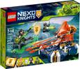 LEGO LEGO 72001 Nexo Knights L'aérotireur de Lance 673419280341