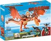 Playmobil Playmobil 9459 Dragons Morvik et Krochefer 4008789094599