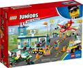 LEGO LEGO 10764 Juniors L'aéroport City Central, City 673419284172