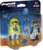 Playmobil Playmobil 9492 Duo Astronaute et robot 4008789094926