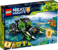 LEGO LEGO 72002 Nexo Knights Le double canon 673419280273