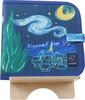 Jaq Jaq Bird Jaq Jaq Bird Livre à colorier Van Gogh + 4 crayons Butterstix (fr/en) 617762139161