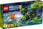 LEGO LEGO 72003 Nexo Knights Le bombardier Berserker 673419280280