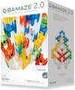 MindWare Q-Ba-Maze 2.0 parcours de bille grosse boite, 72 cubes et 20 billes (fr/en) 889070070089