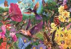 Jumbo Casse-tête 1500 Un jardin rempli de colibris 8710126183281