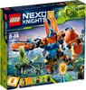 LEGO LEGO 72004 Nexo Knights L'Armure 3-en-1 de Clay 673419280358