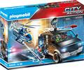 Playmobil Playmobil 70575 Camion de bandits et policer (juillet 2021) 4008789705754