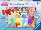 Ravensburger Casse-tête 60 Princesse Disney Coeur, paillettes 4005556096329
