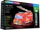 Laser Pegs - briques illuminées Laser Pegs camion de pompier 12 en 1 (briques illuminées) 810690020116