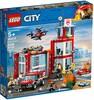 LEGO LEGO 60215 City La caserne de pompiers