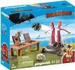 Playmobil Playmobil 9461 Dragons GueUlefor avec baliste lance-mouton 4008789094612