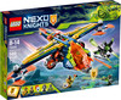 LEGO LEGO 72005 Nexo Knights L'avion-arbalète d'Aaron 673419280365